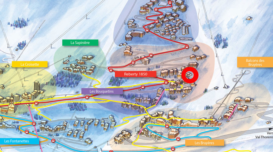 Restaurant La Maison de Savoy à Les Ménuires - Restaurant à Les Ménuires - Restaurants Ski